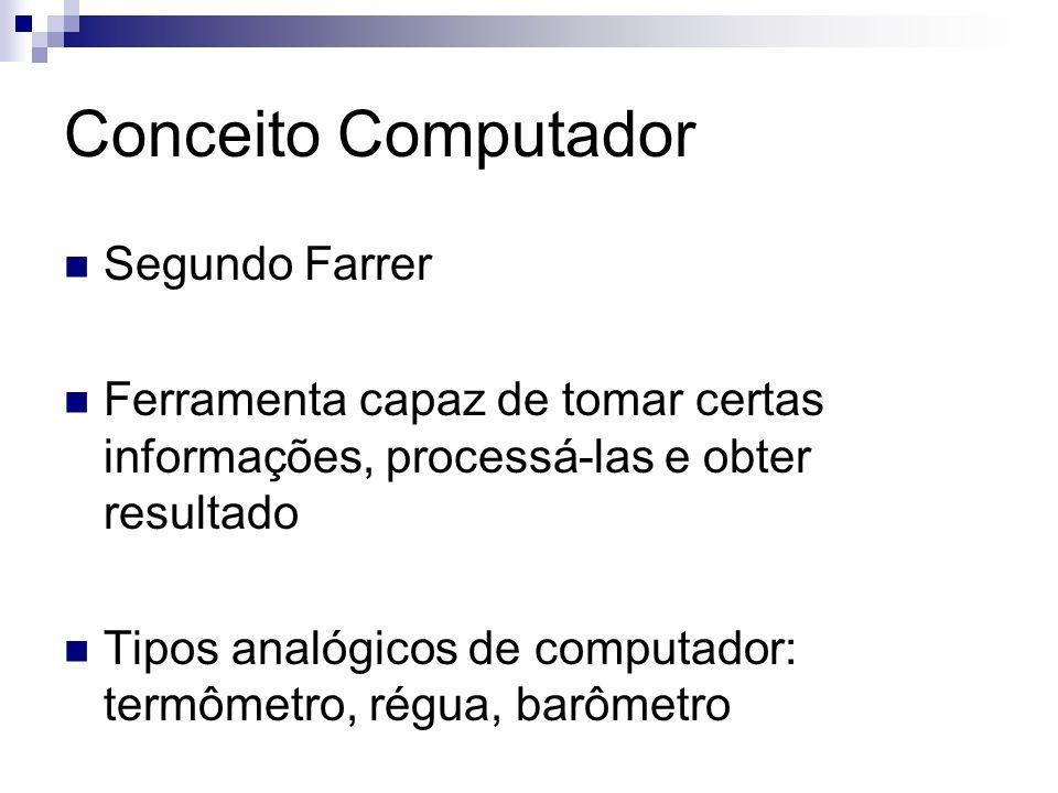 Conceito Computador Segundo Farrer