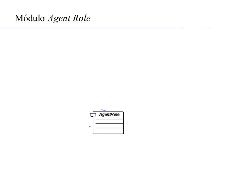 Módulo Agent Role