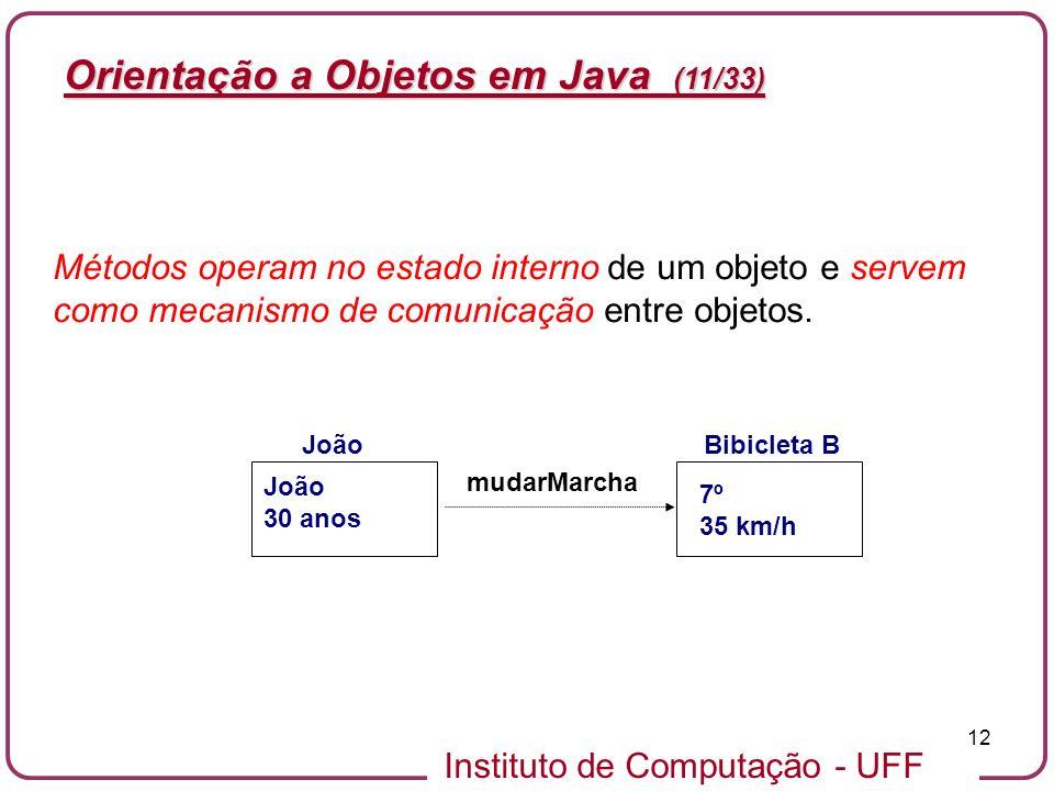 Orientação a Objetos em Java (11/33)