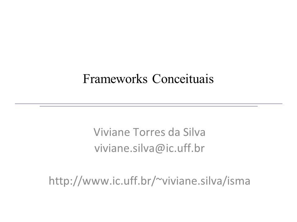 Frameworks Conceituais
