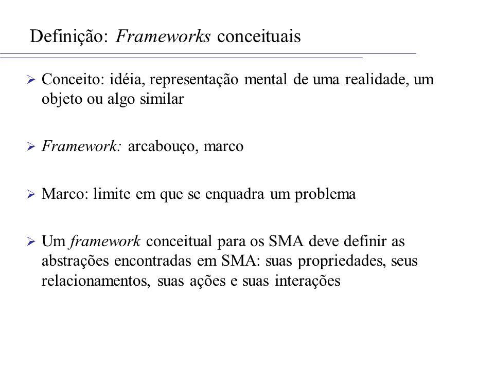 Definição: Frameworks conceituais