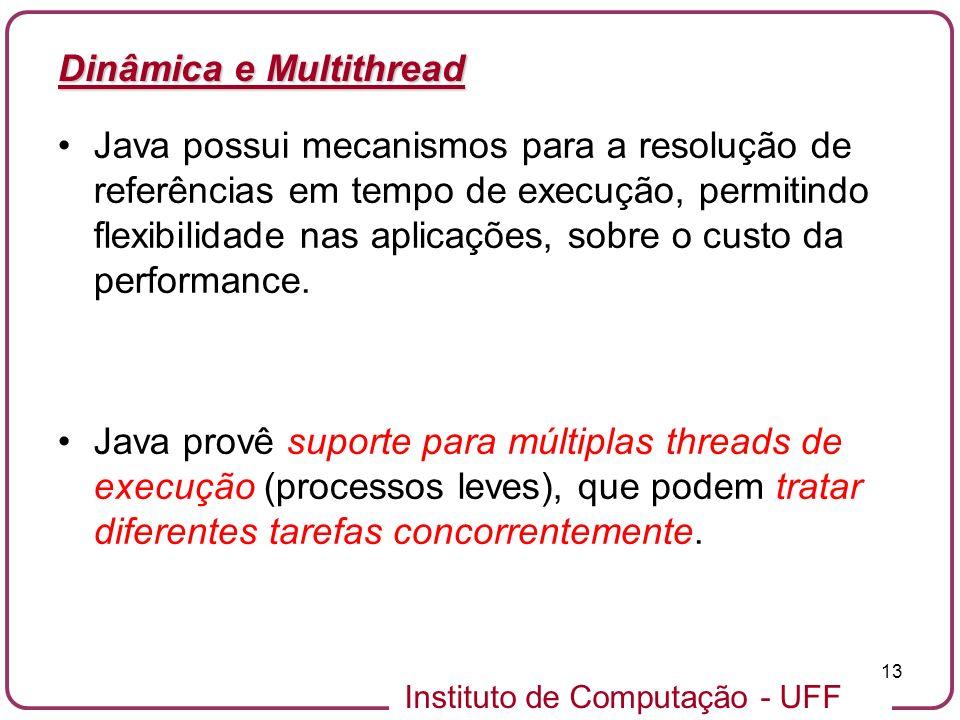 Dinâmica e Multithread
