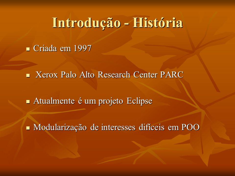 Introdução - História Criada em 1997