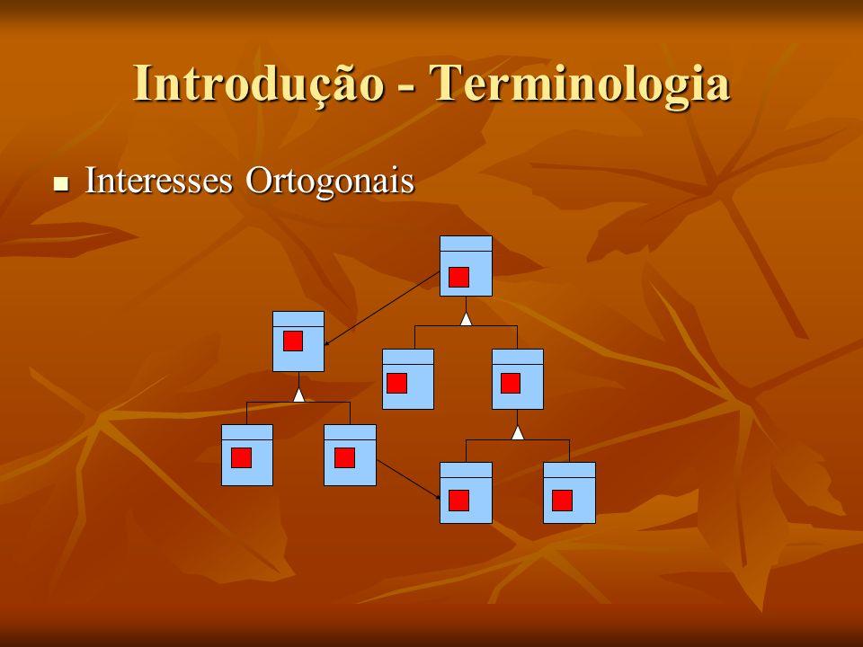 Introdução - Terminologia