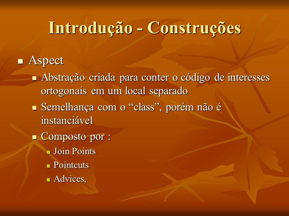 Introdução - Construções