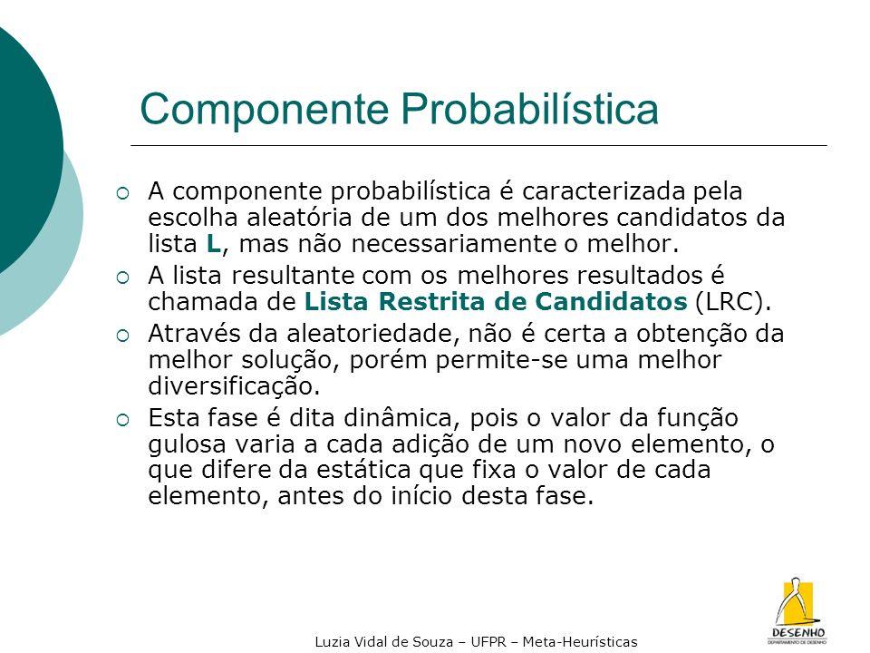 Componente Probabilística