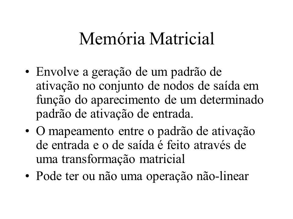 Memória Matricial