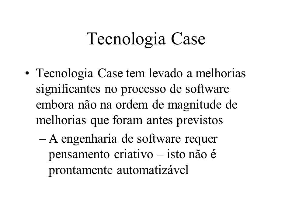 Tecnologia Case