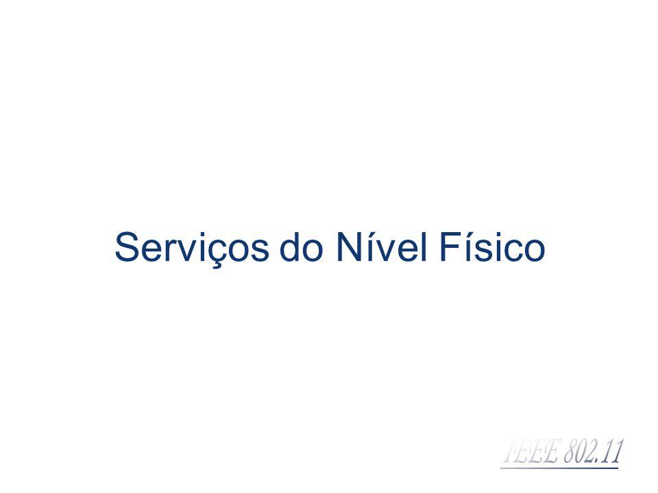 Serviços do Nível Físico