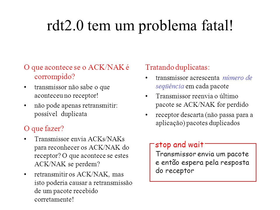 rdt2.0 tem um problema fatal!
