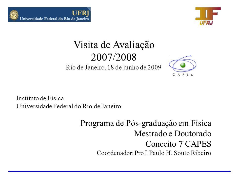 Rio de Janeiro, 18 de junho de 2009