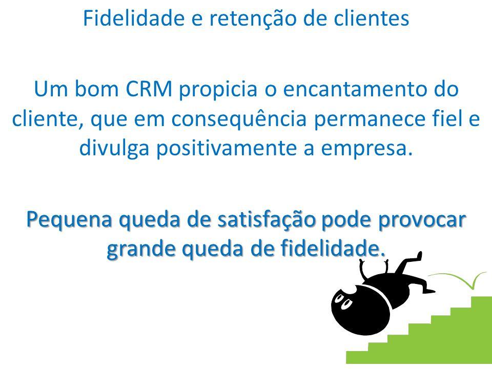 Fidelidade e retenção de clientes