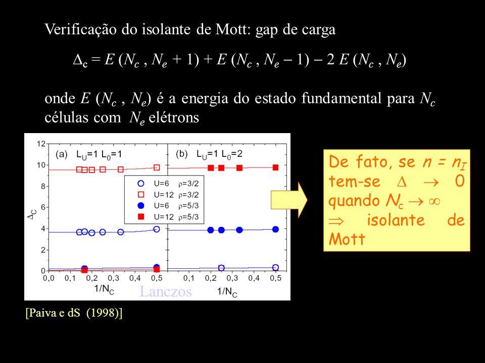 c = E (Nc , Ne + 1) + E (Nc , Ne  1)  2 E (Nc , Ne)