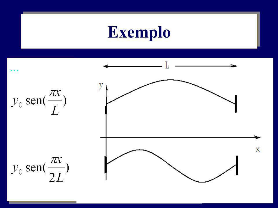 Exemplo ...