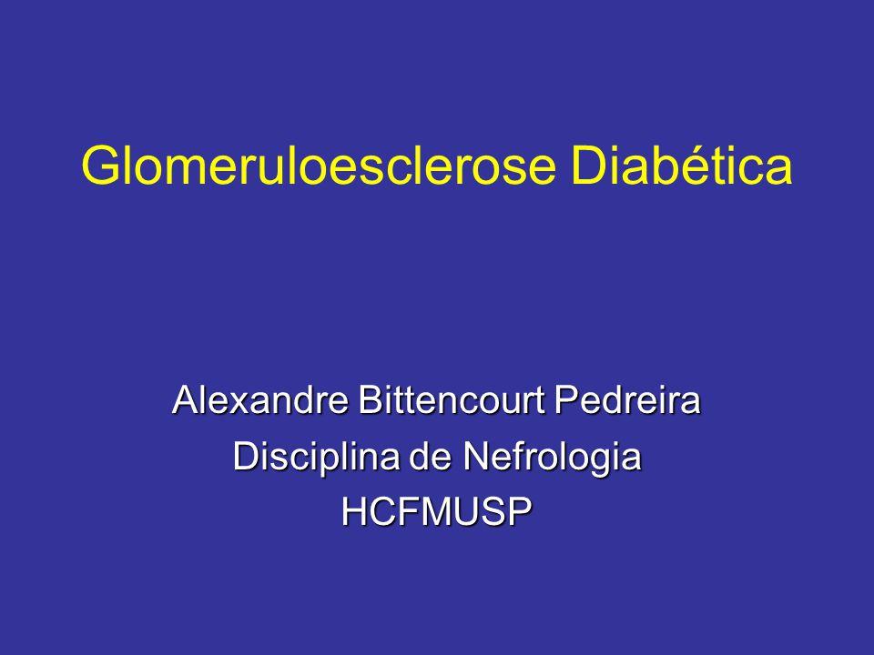 Glomeruloesclerose Diabética