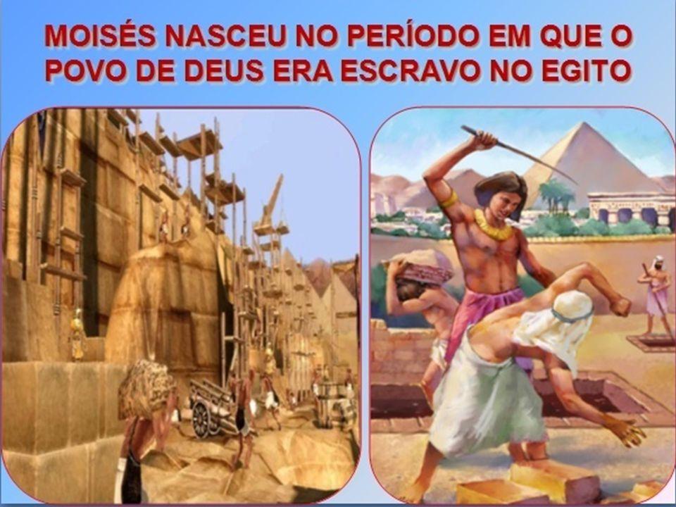 QUEM SE LEMBRA DA HISTÓRIA DE MOISÉS