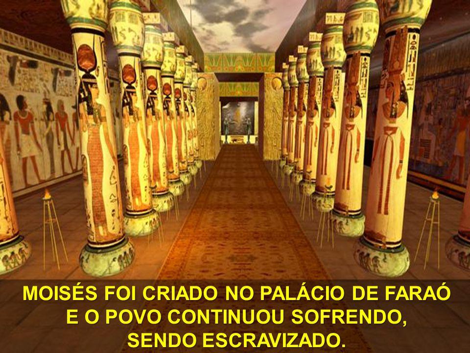 MOISÉS NASCEU DEBAIXO DESSA SENTENÇA DE MORTE