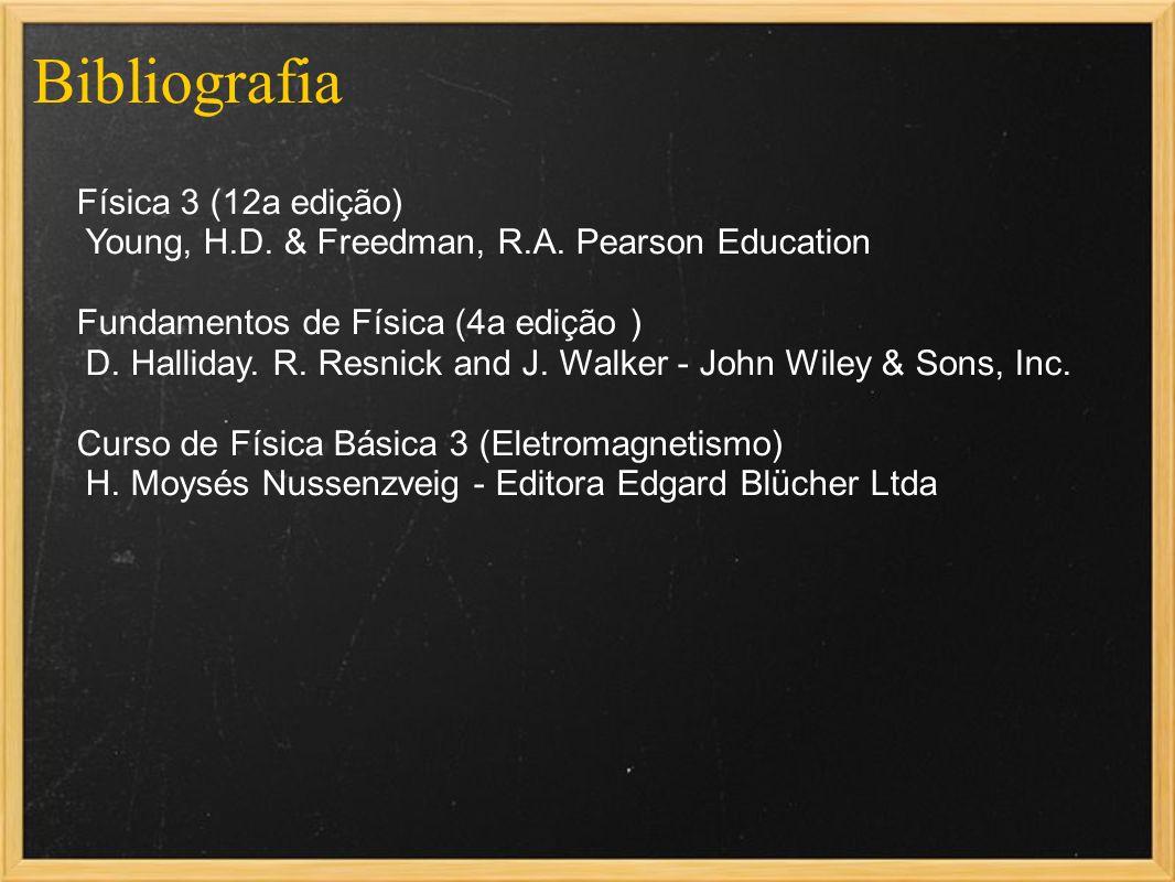 Bibliografia Física 3 (12a edição)