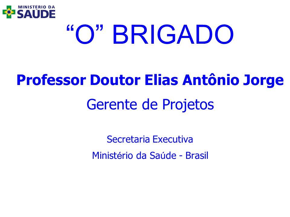 Professor Doutor Elias Antônio Jorge