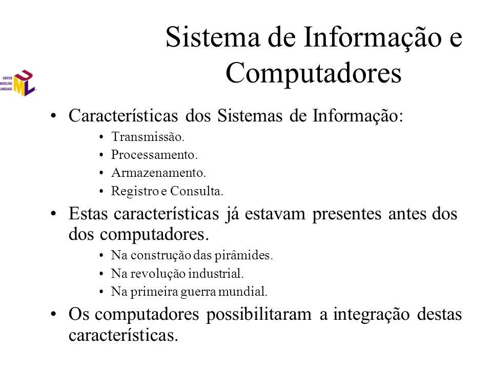 Sistema de Informação e Computadores