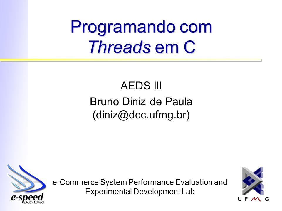 Programando com Threads em C