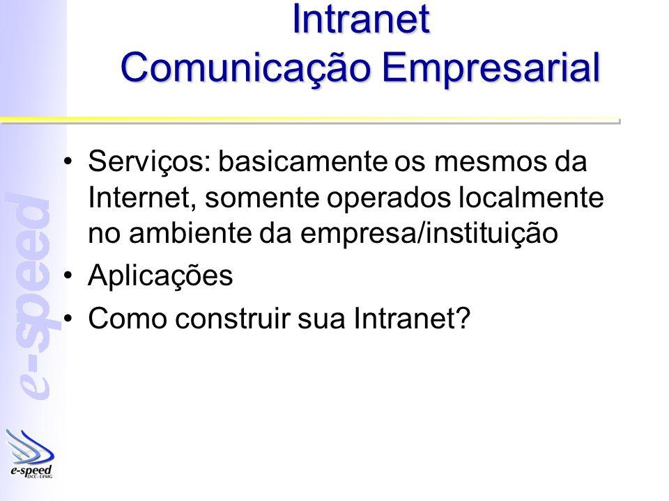Intranet Comunicação Empresarial