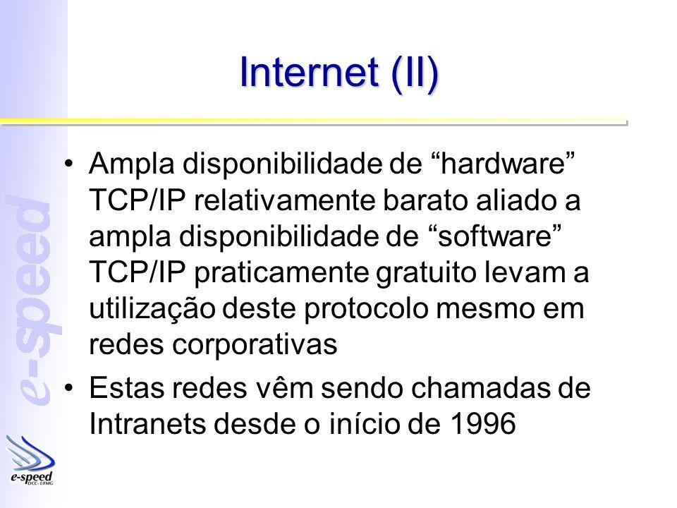 Internet (II)