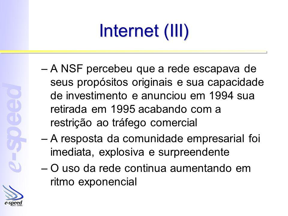 Internet (III)