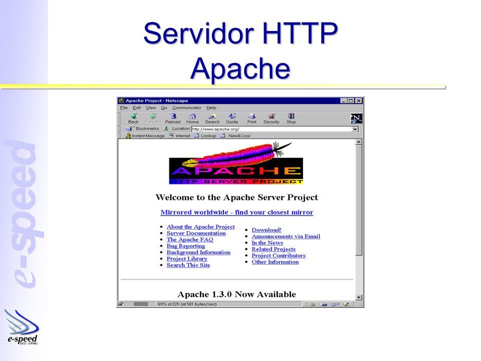 Servidor HTTP Apache