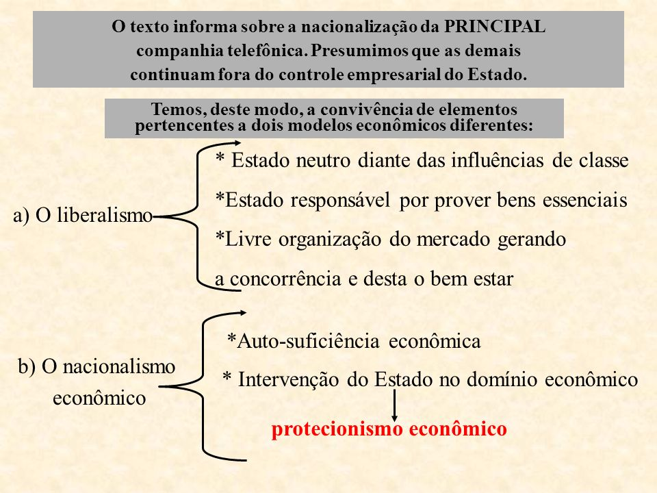 protecionismo econômico