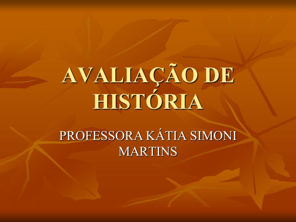 PROFESSORA KÁTIA SIMONI MARTINS