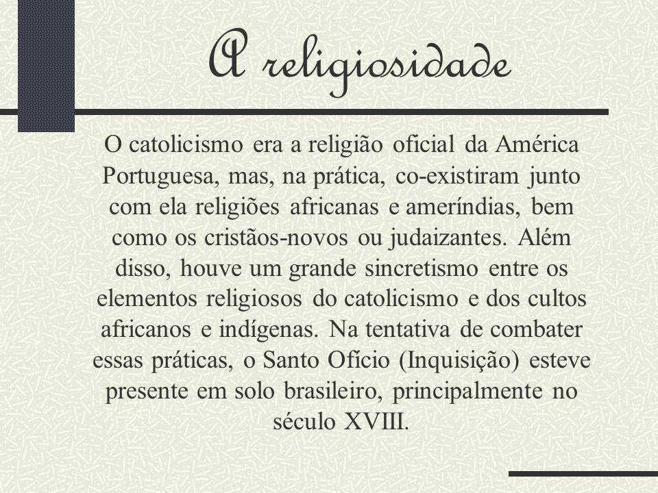 A religiosidade