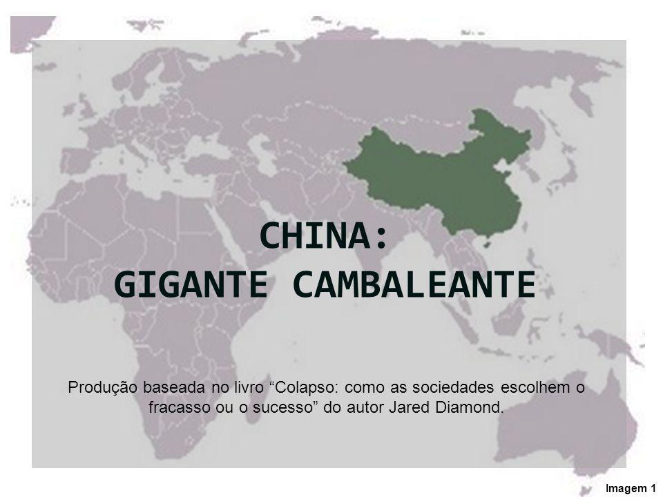 CHINA: GIGANTE CAMBALEANTE