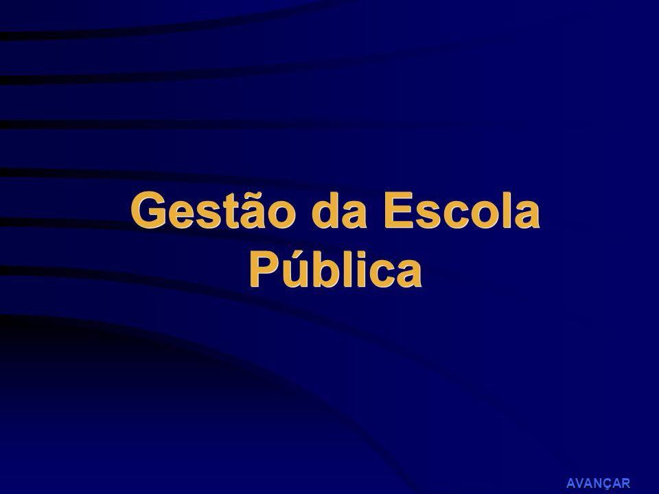 Gestão da Escola Pública