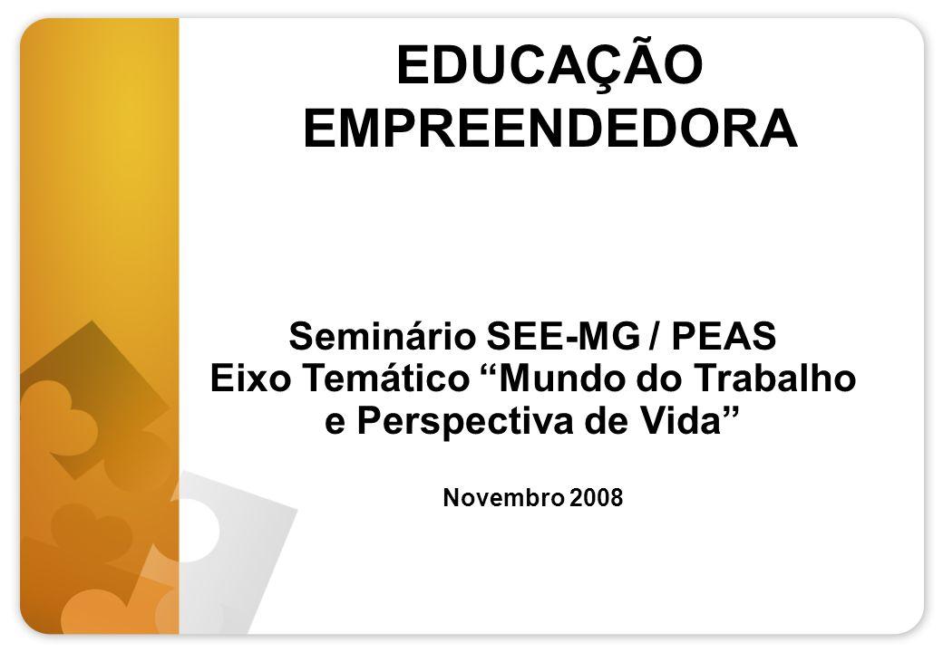 EDUCAÇÃO EMPREENDEDORA
