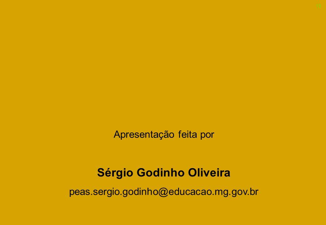 Sérgio Godinho Oliveira