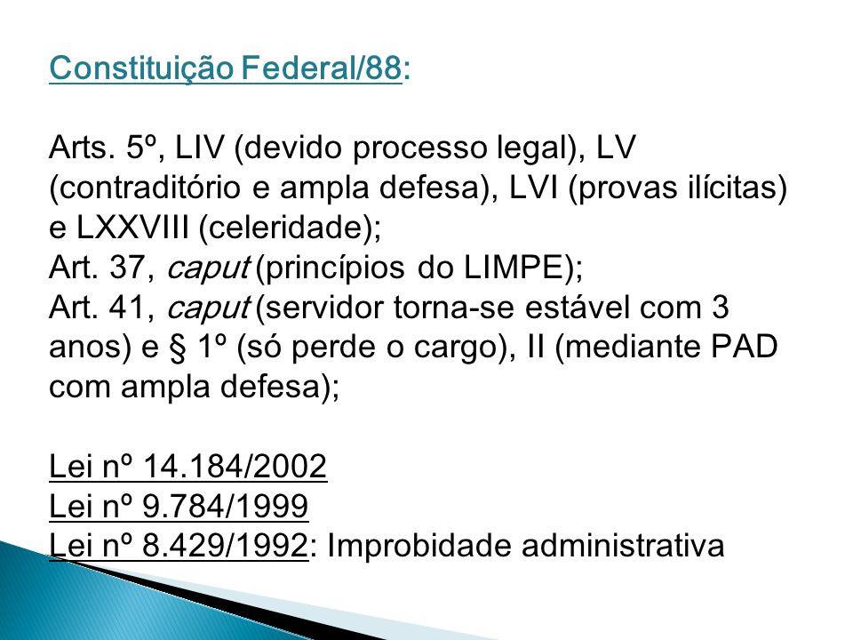 Constituição Federal/88: