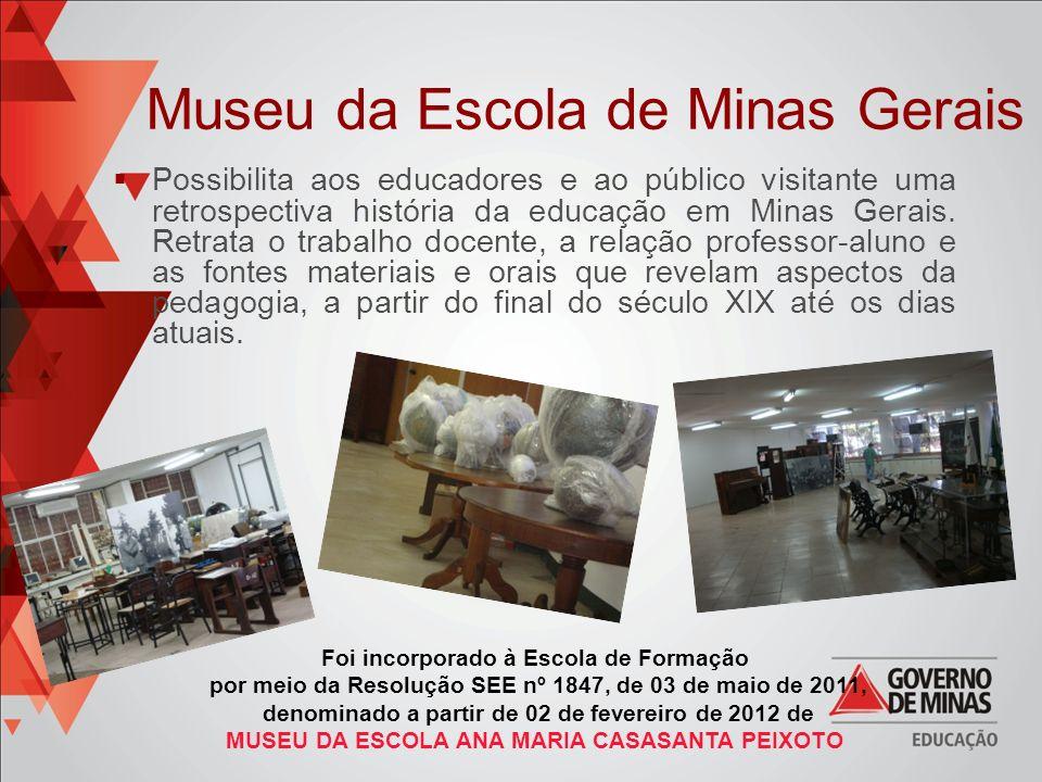Museu da Escola de Minas Gerais