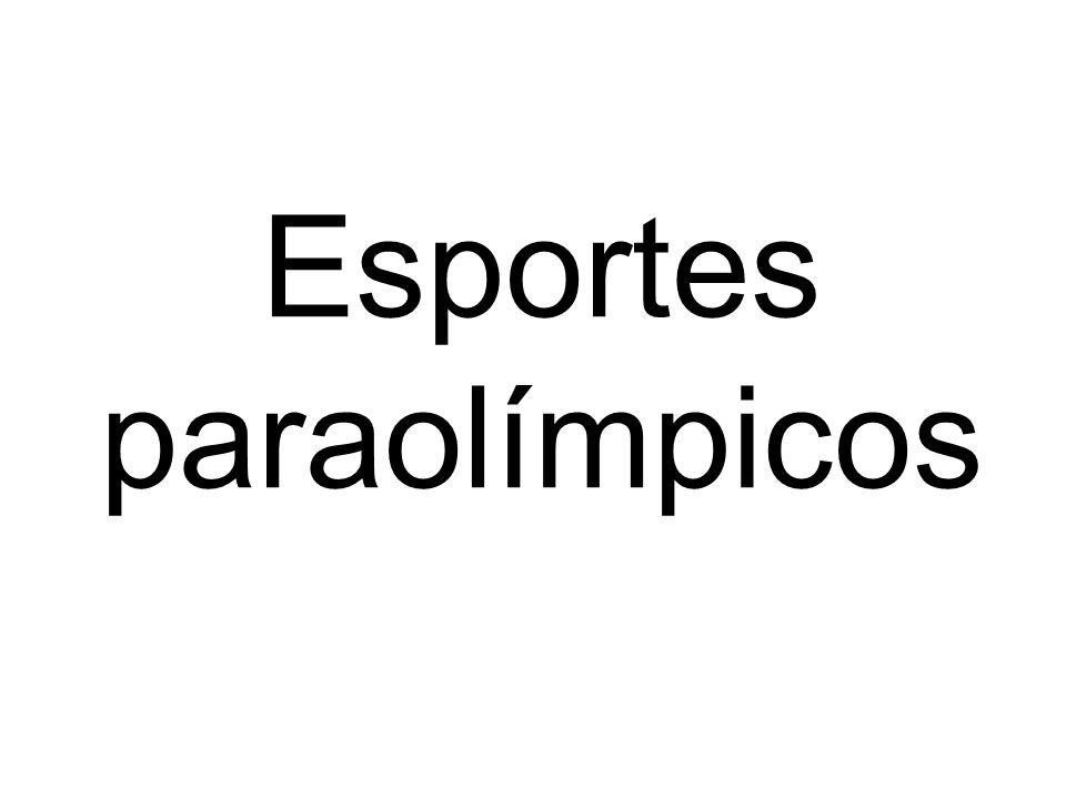 Esportes paraolímpicos