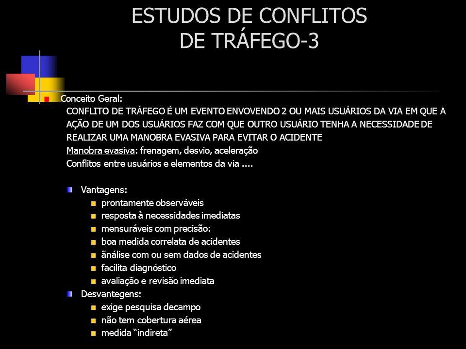 ESTUDOS DE CONFLITOS DE TRÁFEGO-3