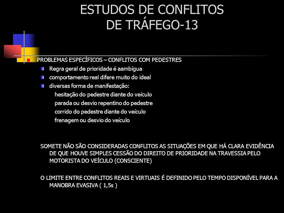 ESTUDOS DE CONFLITOS DE TRÁFEGO-13