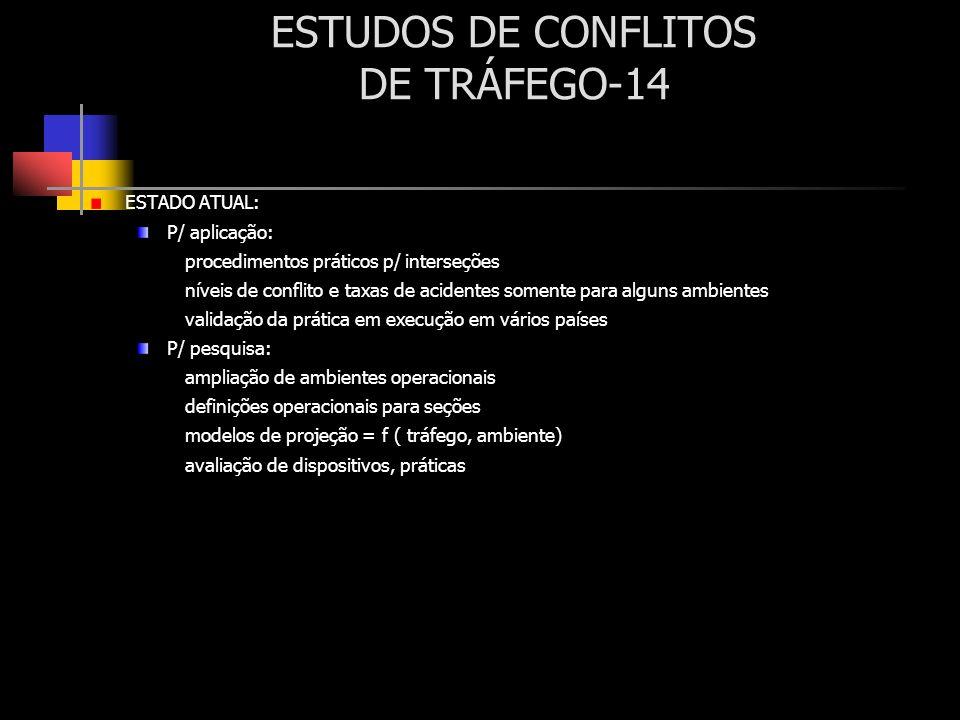 ESTUDOS DE CONFLITOS DE TRÁFEGO-14