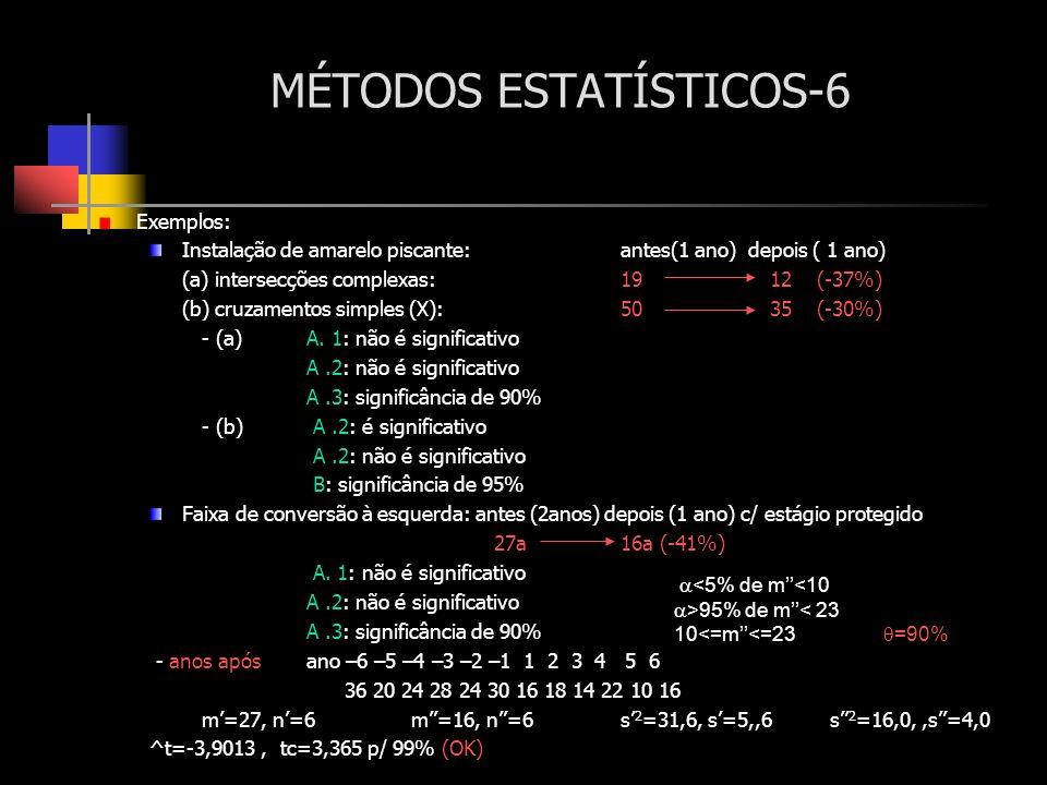 MÉTODOS ESTATÍSTICOS-6