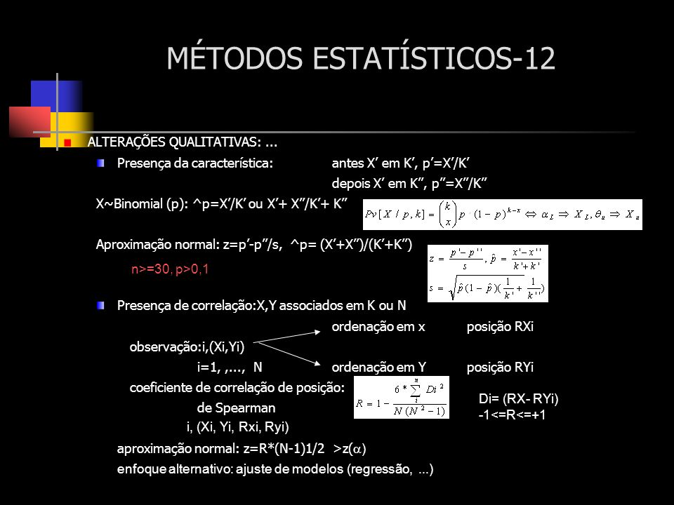 MÉTODOS ESTATÍSTICOS-12