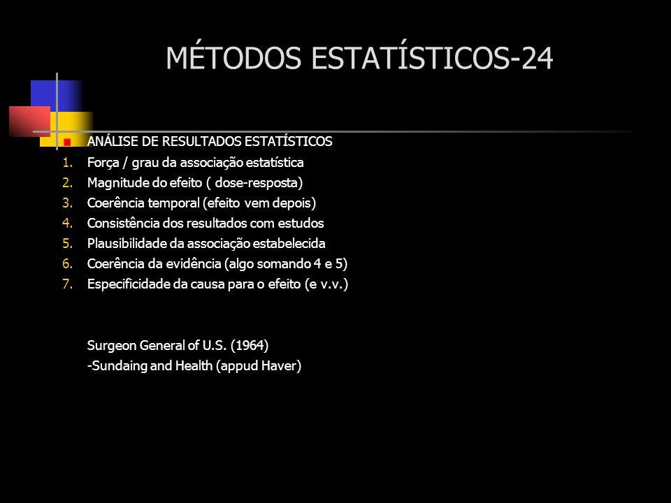 MÉTODOS ESTATÍSTICOS-24