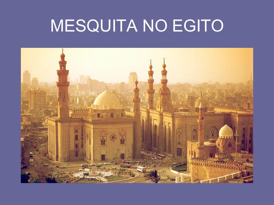 MESQUITA NO EGITO