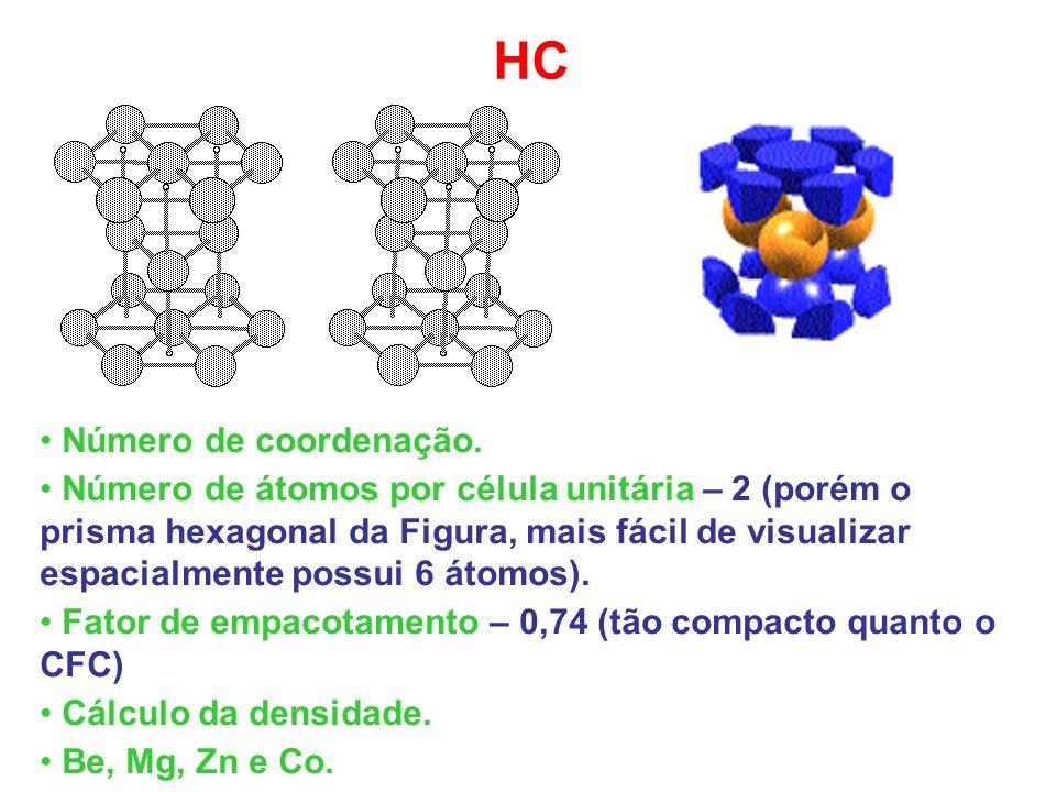 HC Número de coordenação.