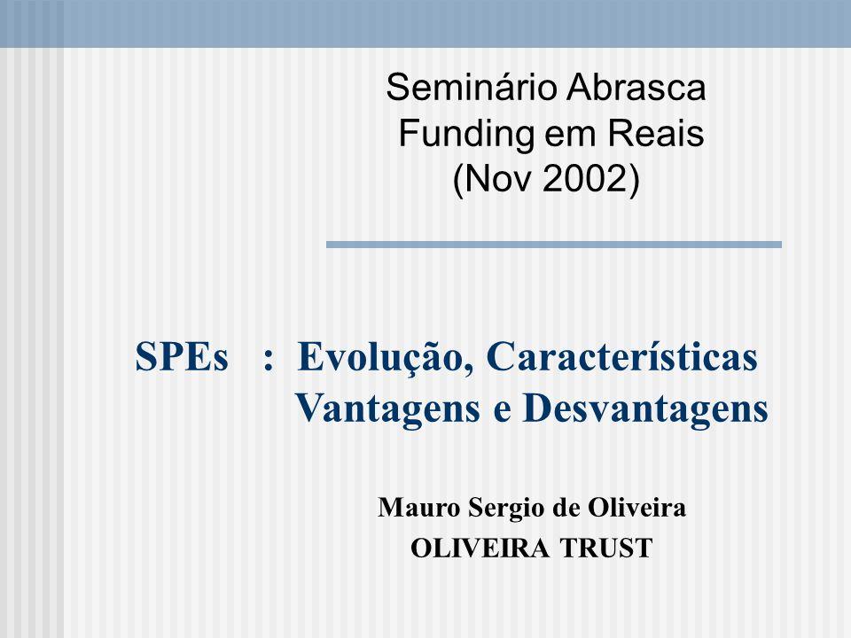 Seminário Abrasca Funding em Reais (Nov 2002)