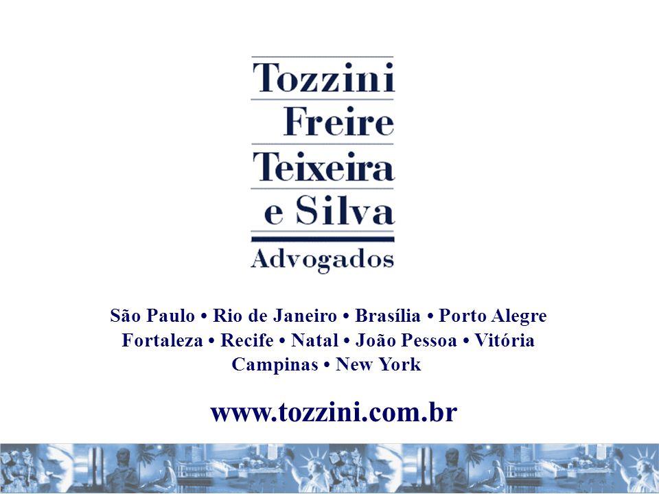 São Paulo • Rio de Janeiro • Brasília • Porto Alegre