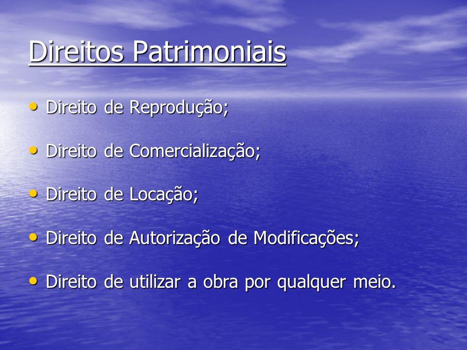 Direitos Patrimoniais